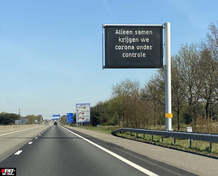 Grenzen Niederlande Corona