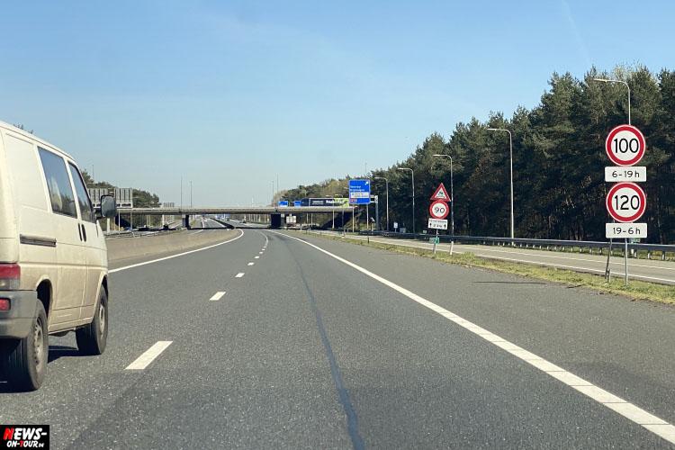 Holland Tempolimit
