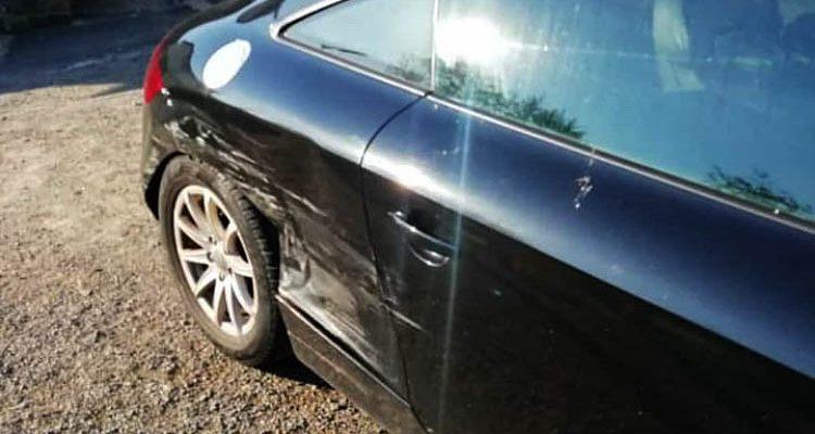 Wiehl/Bielstein: Verkehrsunfall! Rund 10.000 Euro Schaden an Audi TT