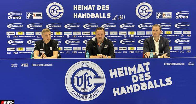 In erster Line gehört der VfL Gummersbach in die 1. Liga und daran gilt es auch zu arbeiten, so Gudjon Valur Sigurdsson