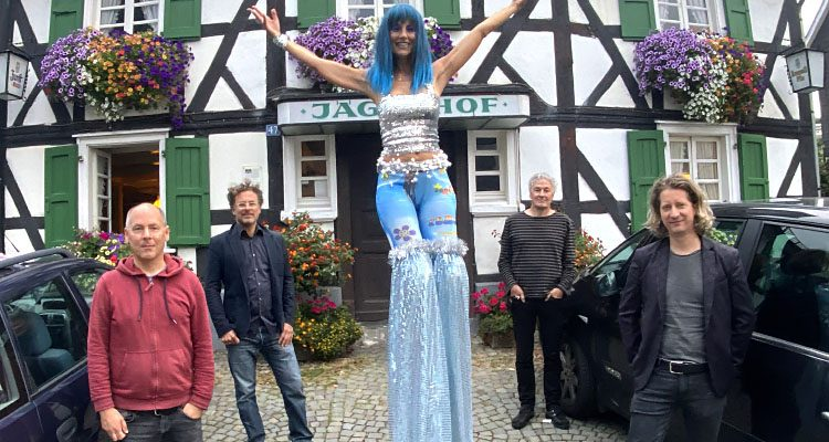 Bergneustadt: Blue Monday! Jägerhof als Jazzlokal. Renommierte Künstler der Szene spielten Live on Stage