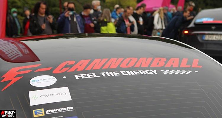 E-CANNONBALL-2020: Köpfchen vor Bleifuß! Die größte E-Auto Verbrauchsvergleichsfahrt ein Riesen Erfolg