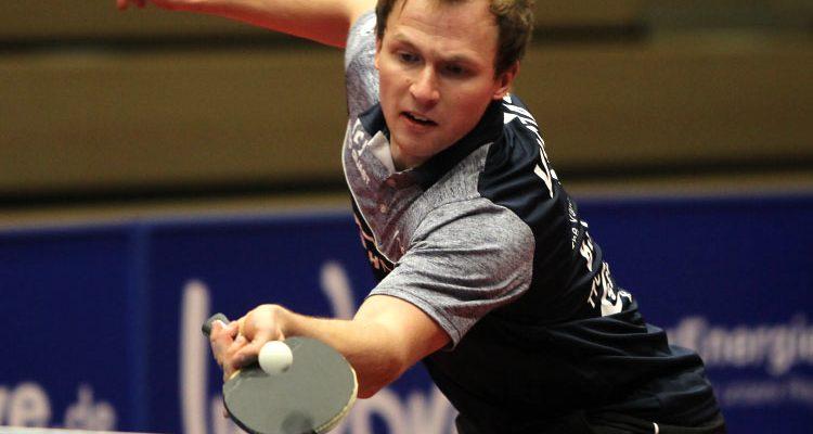 Starker Tischtennis Bundesliga Saisonauftakt! TTC Schwalbe Bergneustadt schlägt Vizeweltmeister und ist nun Tabellenführer