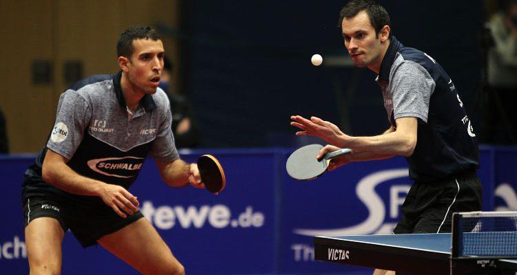 TTC Schwalbe Bergneustadt klettert auf Platz 2 der Tischtennis Bundesliga! 3:2 Sieg nach Doppel-Finale gegen Post SV Mühlhausen