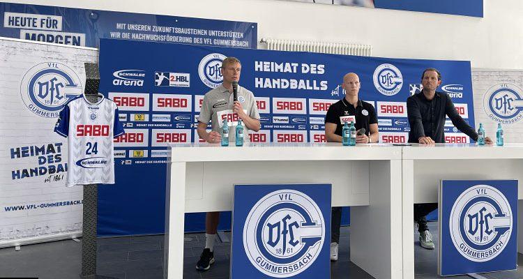 VfL Gummersbach lud zum Saisongespräch 2021/2022 ins Foyer der SCHWALBE ARENA in Gummersbach (Mit Video)
