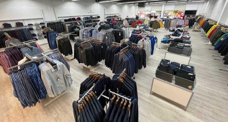DEIN OUTFIT Gummersbach Neueröffnung Do. 21.10.2021. Markenbekleidung bis zu 70% Rabatt