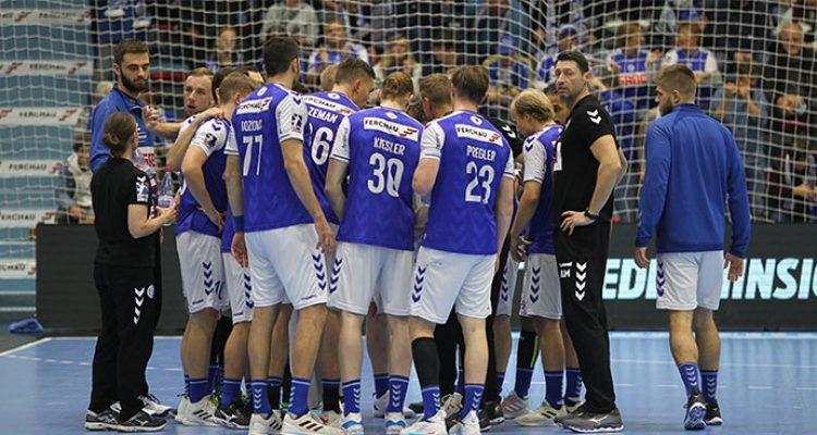 VfL Gummersbach mit nächster Bewährungsprobe auswärts gegen den HC Empor Rostock